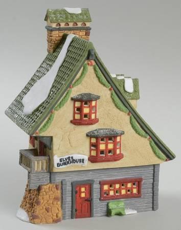 Elf Bunkhouse