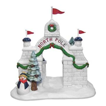 North Pole Gate