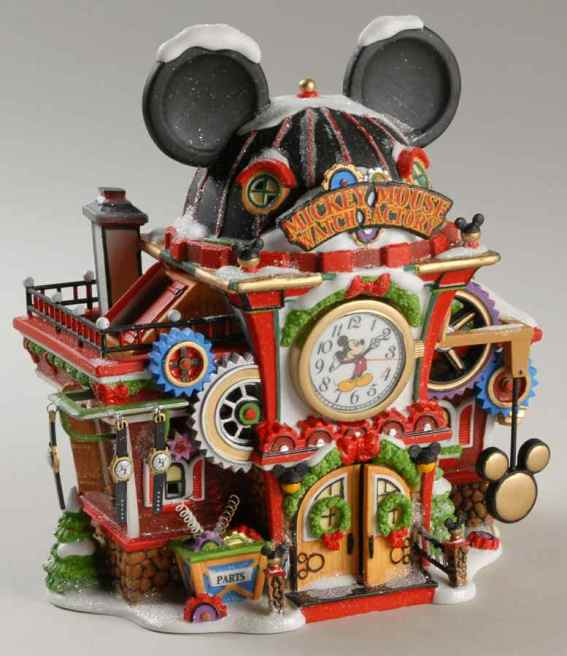 Mickey's Watch Factory