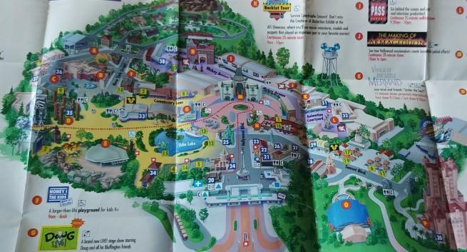 Disney-MGM Studios - 2000