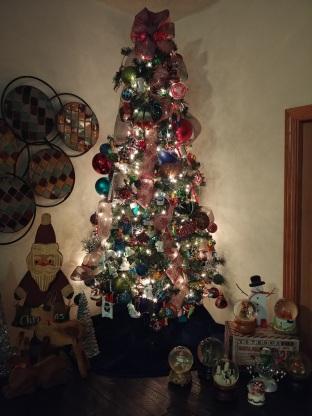 Finished Christmas Tree